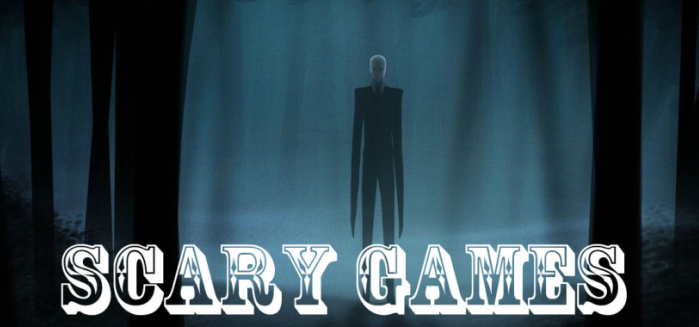 SCARY GAMES - FLASH 0 GAMES